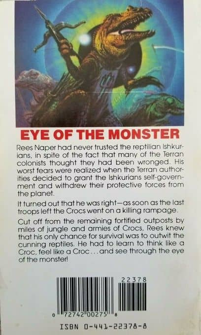 Eye of the Monster Andre Norton Ace 1984-back-small