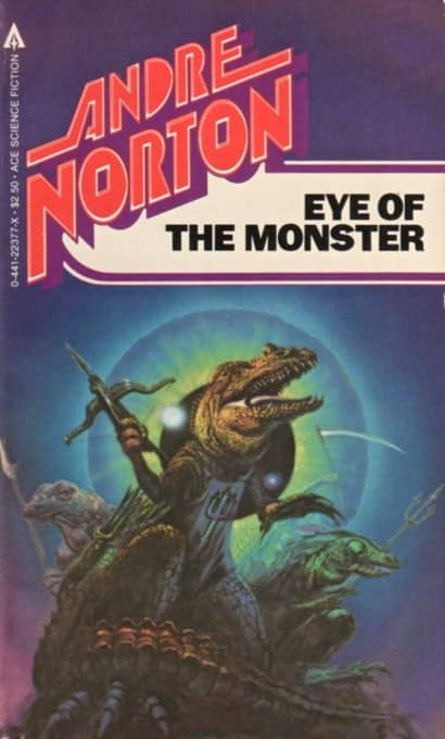 Eye of the Monster Andre Norton Ace 1984-small