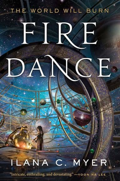 Fire Dance Ilana Myer-small