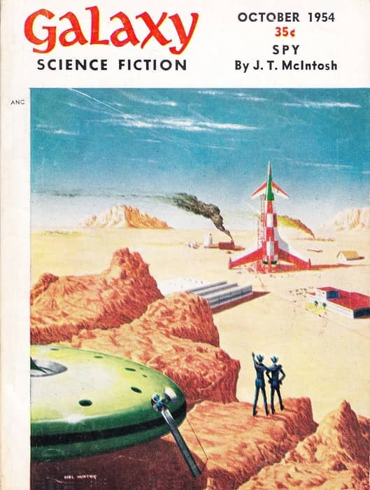 Galaxy Science Fiction October 1954-small