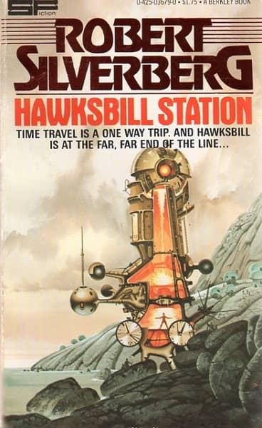 Hawksbill Station Silverberg-small