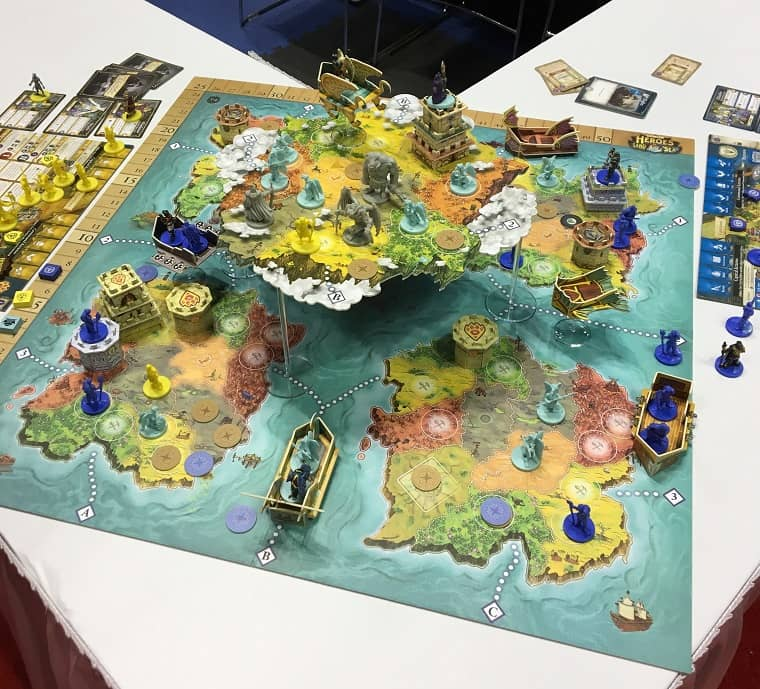 Heroes of Land, Air & Sea at Gen Con 2020-small