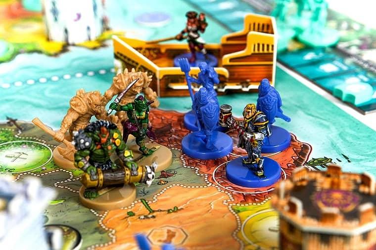 Heroes of Land, Air & Sea mini-small