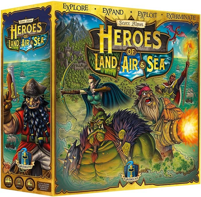Heroes of Land, Air & Sea-small