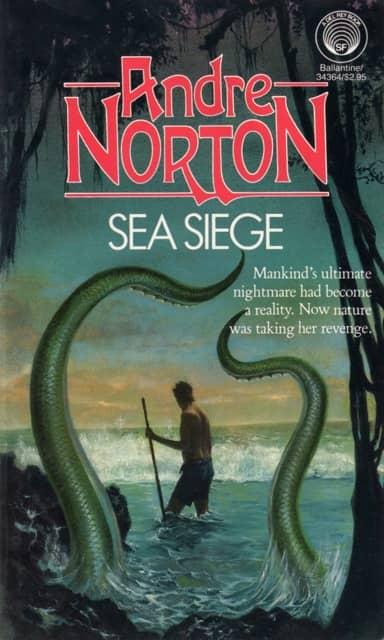 Sea Siege Andre Norton Del Rey