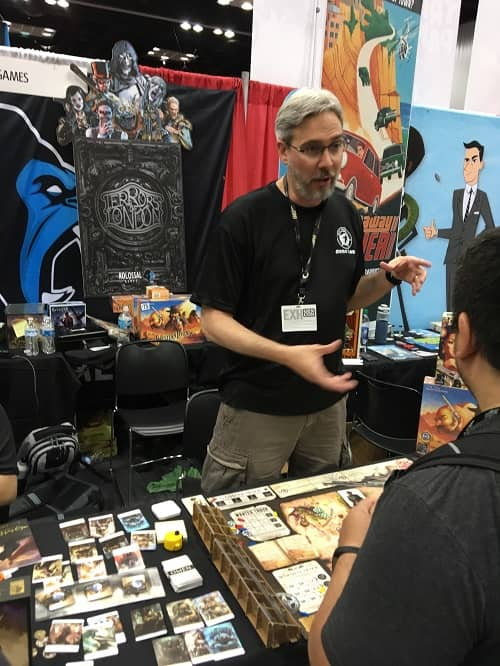 Terrors of London at Gen Con 2019-small