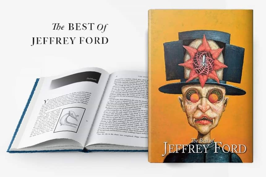 The Best of Jeffrey Ford banner-small