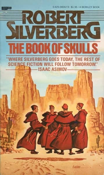 The Book of Skulls Silverberg-small