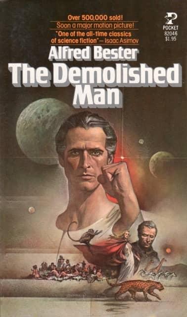 The Demolished Man-small