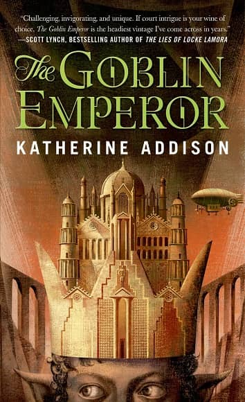 The Goblin Emperor Katherine Addison-small