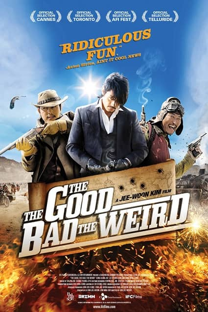 The Good the Bad and the Weird-small