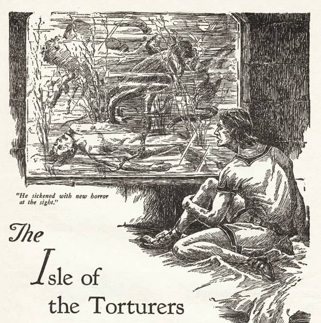 The Isle of the Torturers-small
