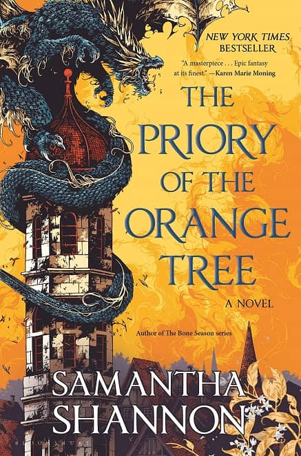 The Priory of the Orange Tree-small
