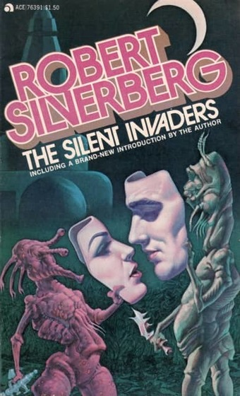 The Silent Invaders Silverberg-small