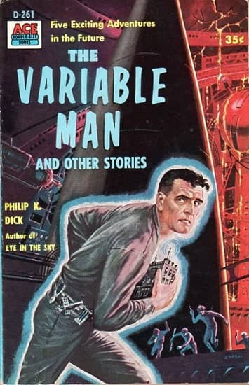 The Variable Man and Other Stories-small