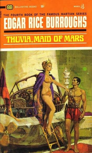 Thuvia Maid of Mars-Ballantine-small