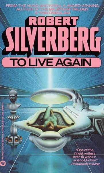 To Live Again Silverberg-small