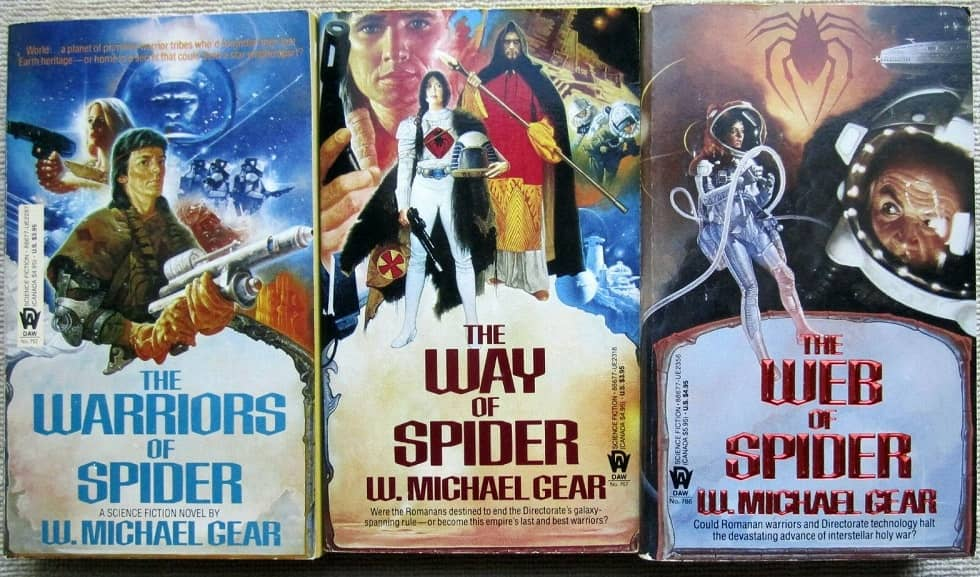Way of Spider trilogy 2-small