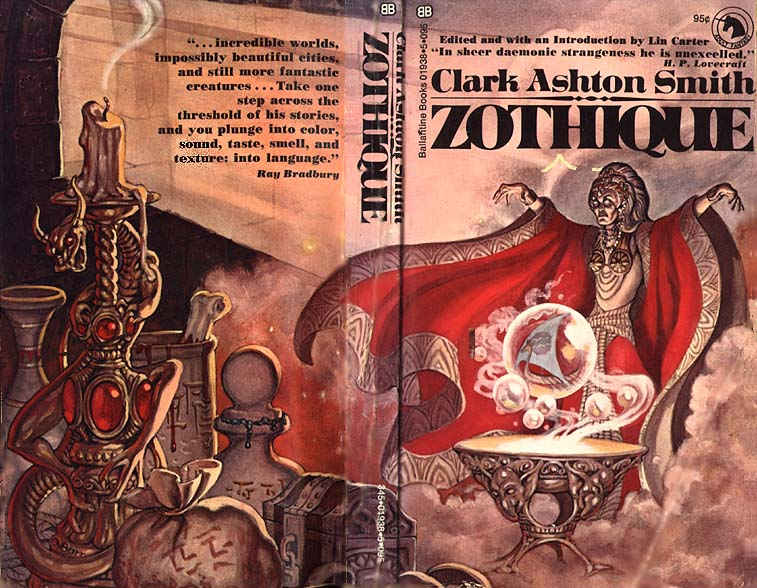 Zothique Clark Ashton Smith