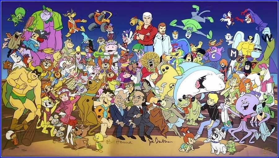 (3) The Hanna Barbera Universe-small