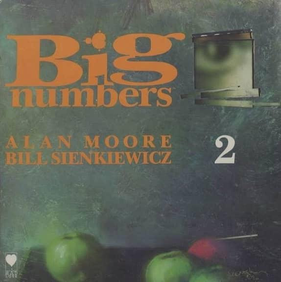 Big Numbers Alan Moore 2