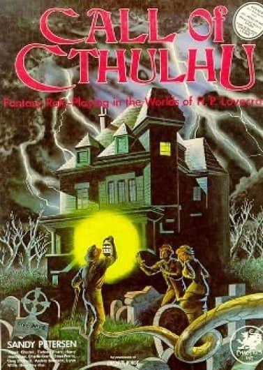 Chaosium Call of Cthulhu-small