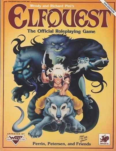 Elfquest Chaosium