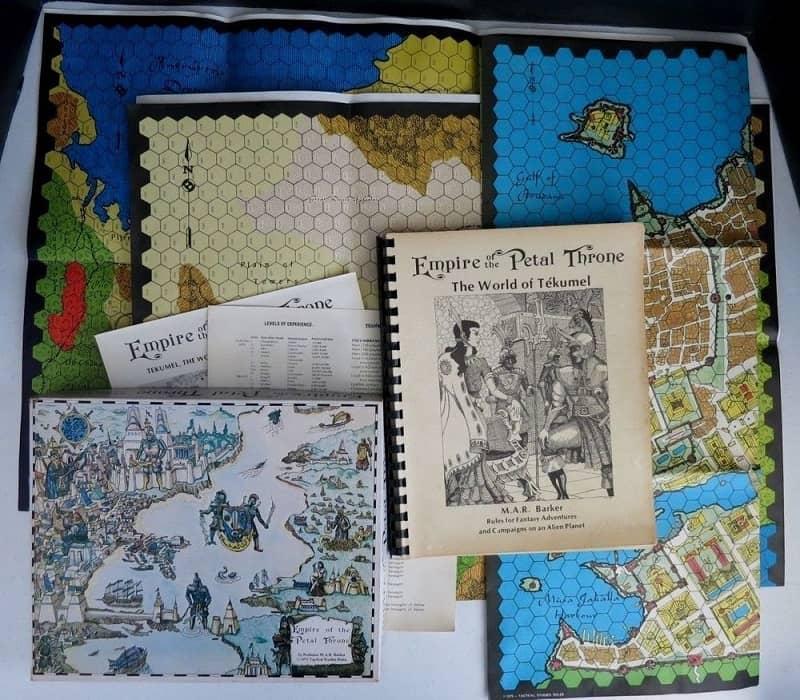 Empire of the Petal Throne TSR-small