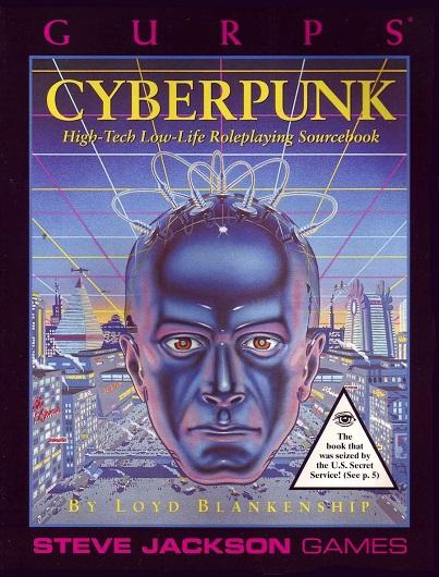 GURPS Cyberpunk-small