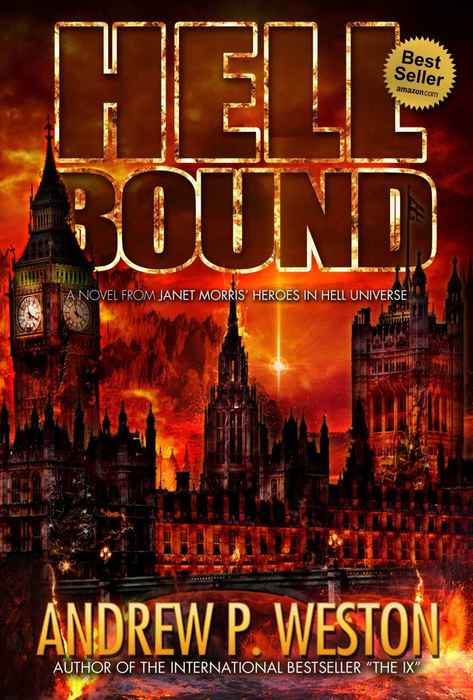 Hell Bound Andrew Weston-small