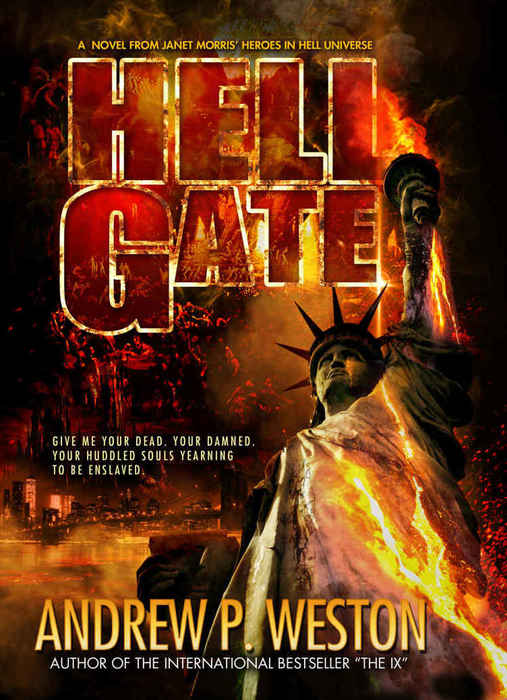 Hell Gate Andrew Weston-small