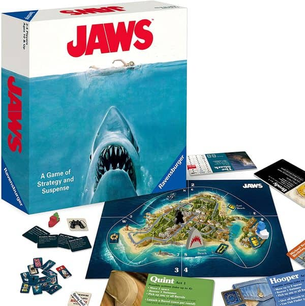 Jaws the Board Game-small