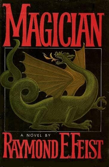 Magician Raymond E Feist-small