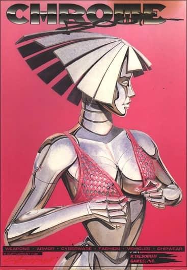 R. Talsorian Cyberpunk-small