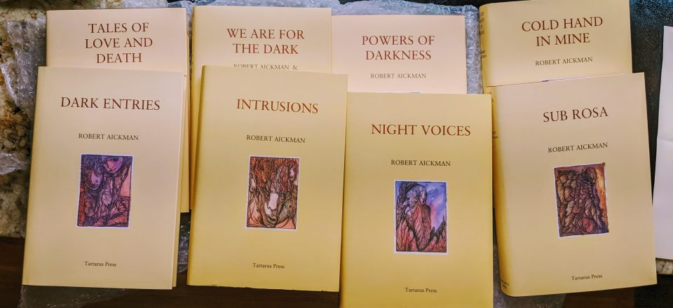 Robert Aickman Tartarus Press