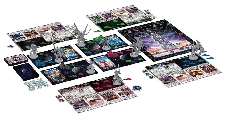 Starship Samurai board-small