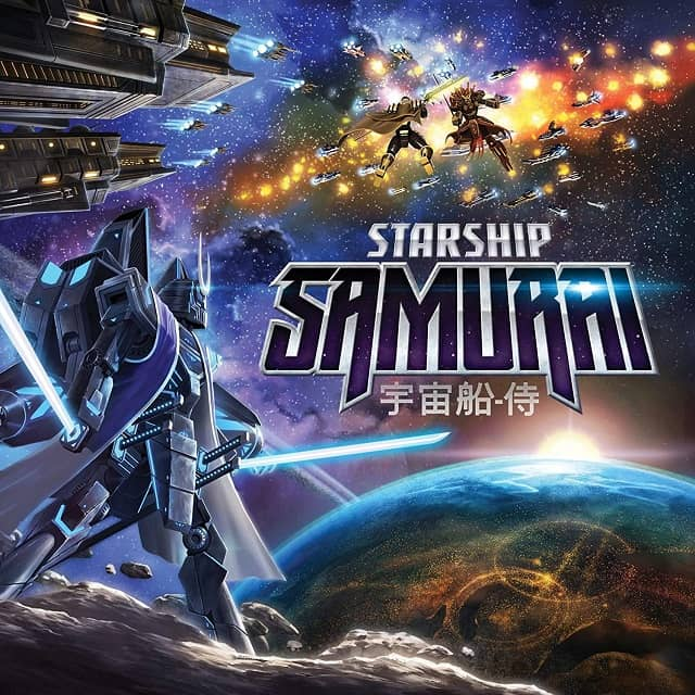 Starship Samurai-small