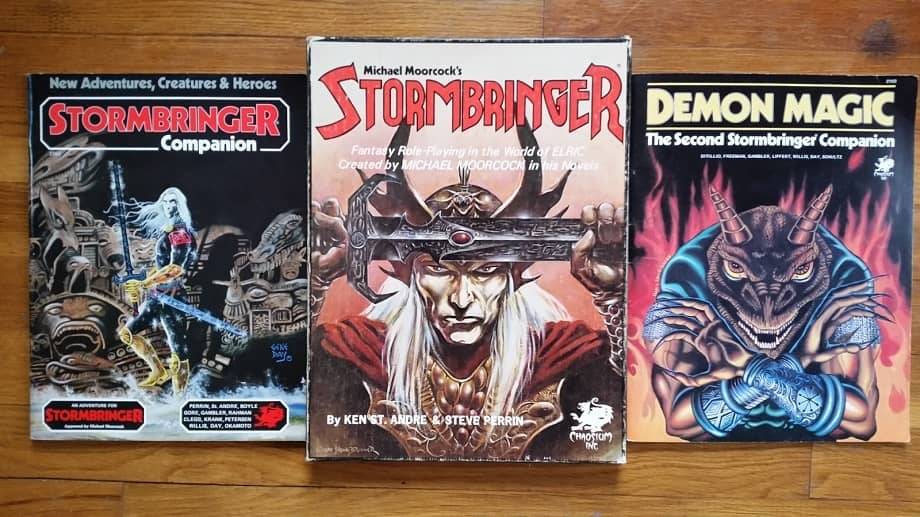 Stormbringer and supplements-small