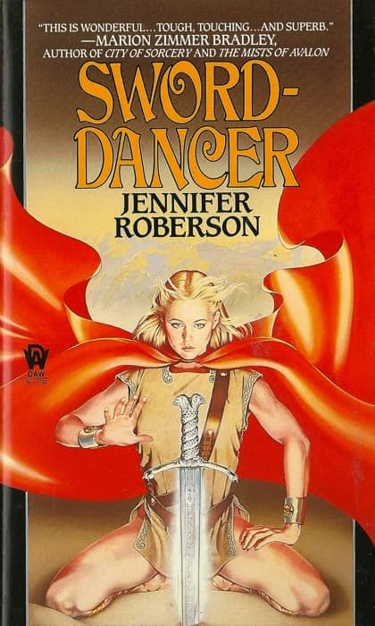 Sword-Dancer Jennifer Roberson-small
