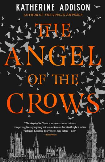 The Angel of the Crows-small