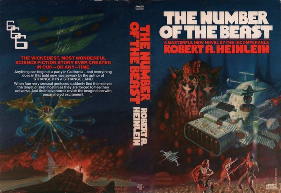 The Number of the Beast Fawcett Powers