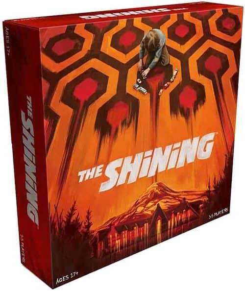 The Shining Board Game-small