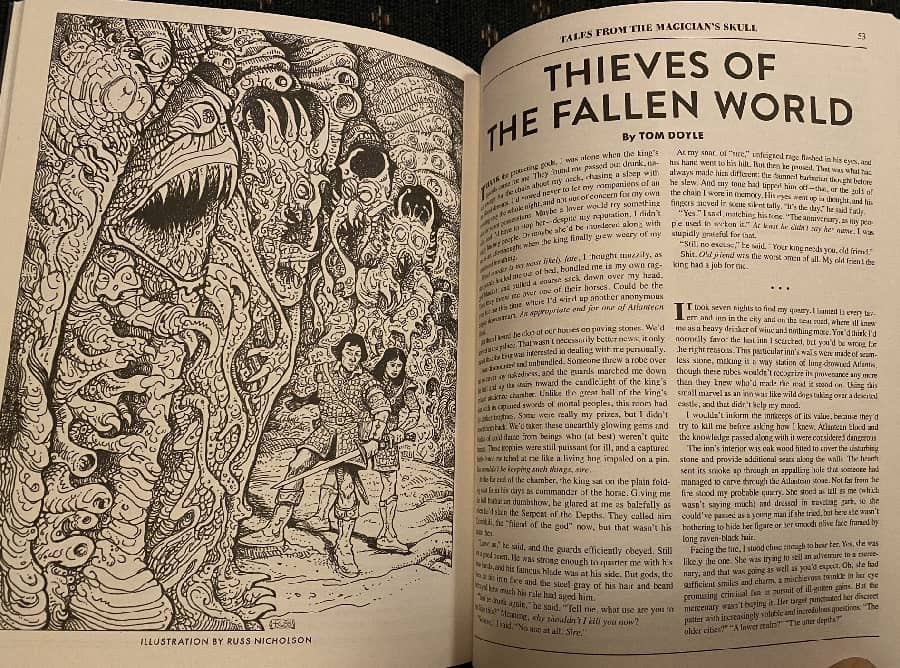 Thieves of the Fallen World Tales from the Magician's Skull 4-small