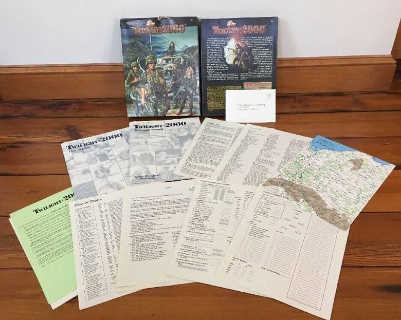 Twilight 2000-box contents-small