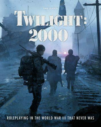 Twilight 2000 free league