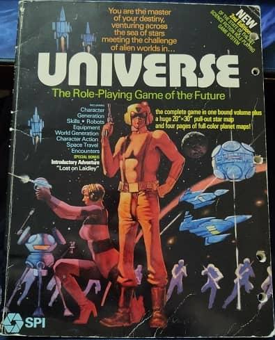 Universe SPI-small
