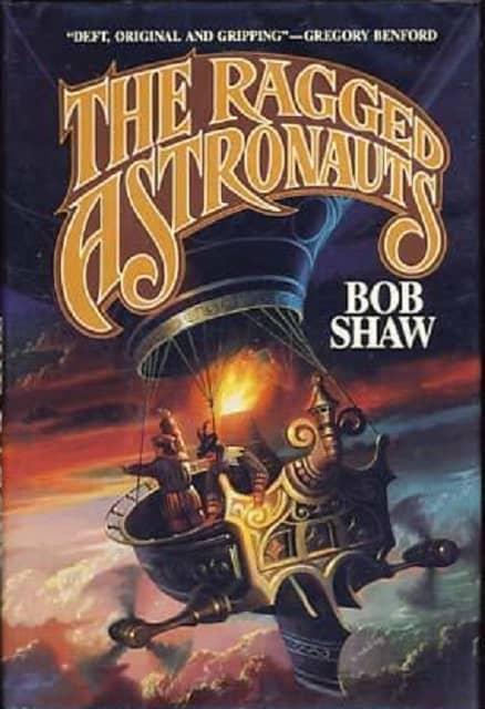 Bob Shaw The Ragged Astronauts Baen-small