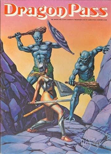 Dragon Pass Avalon Hill-small