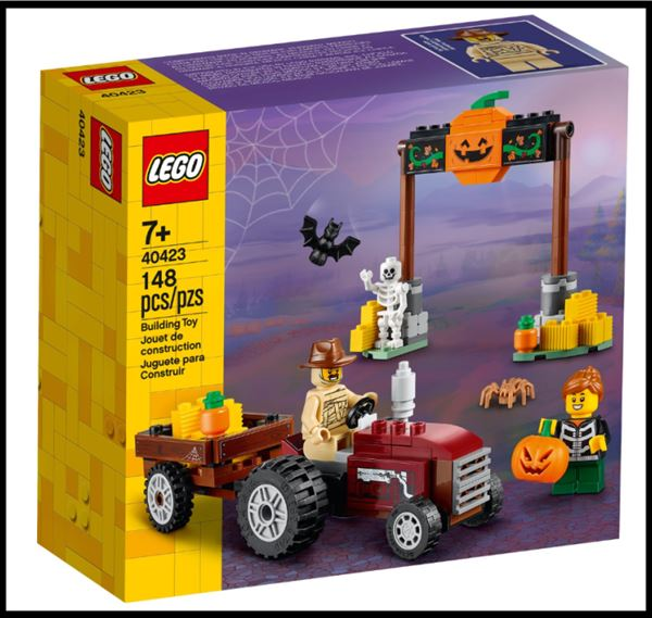 Haunted Legos