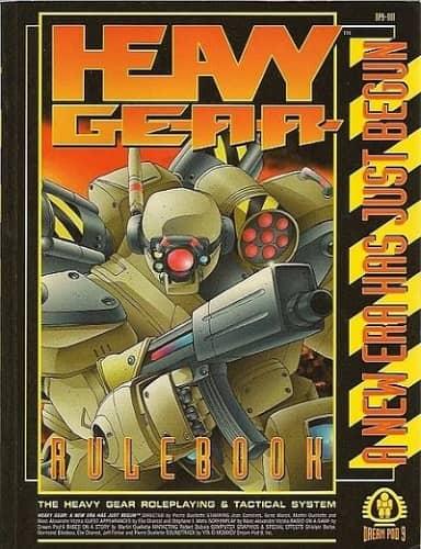 Heavy Gear RPG